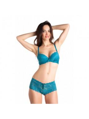 Maud Bleu royal - Soutien-gorge / Shorty
