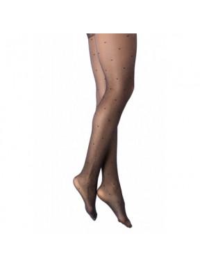 Vanda Noir - Collants